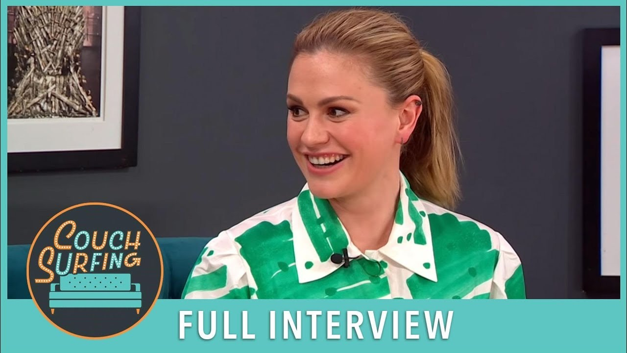 Anna Paquin Looks Back At 'True Blood,' 'The Piano' & More (FULL)