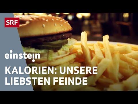 Kalorien – die bittersüsse Energie - Einstein vom 07.01.2016