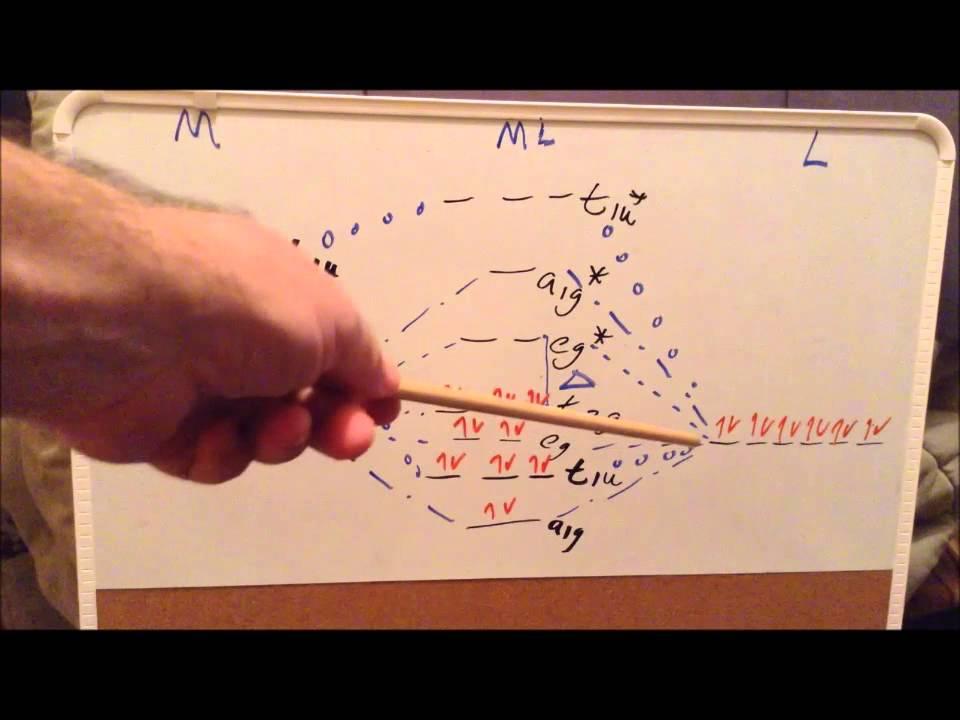 Symmetry  Episode 117  Part 4  Molecular Orbital Diagrams
