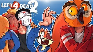 Left 4 Dead 2 - Real story of the Titanic! (Spongebob Mods) With Vanoss, Ohm & Squirrel!