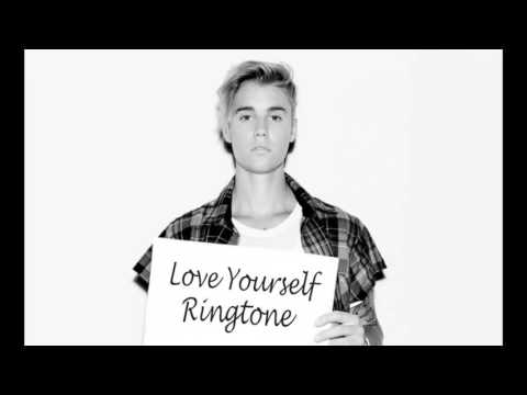 Justin Bieber - Love Yourself Ringtone