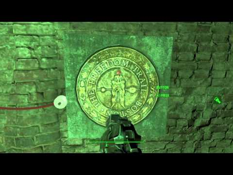 Fallout 4 Freedom Trail Code Finding The Railroad
