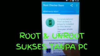 Cara Root Tablet Advan T1G Plus (Tanpa Pc).