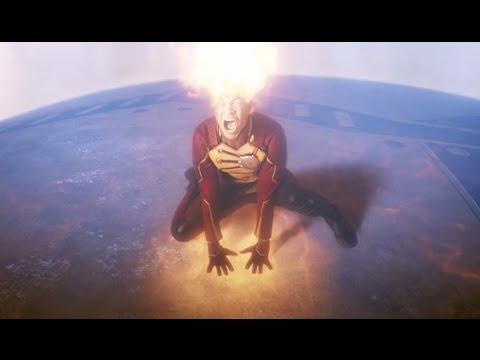 Part 18  Firestorm destroys Bomb  LEGENDS CROSSOVER  Season 2, Epsiode 7