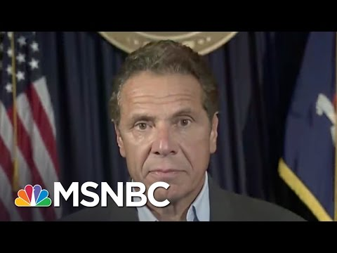 Andrew Cuomo: In post 9/11 world, you have to be ready | MSNBC