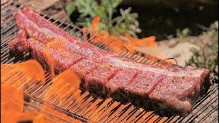 우대갈비와 (내꺼)대파 / Beef Ribs Grill…