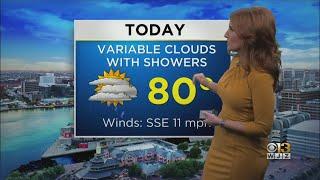 Thursday Morning Weather With Meteorologist Meg Mcnamara