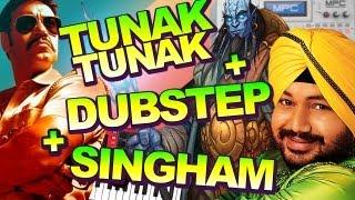 Tunak Tunak Tun Dubstep Dance (Murdstic Remix)