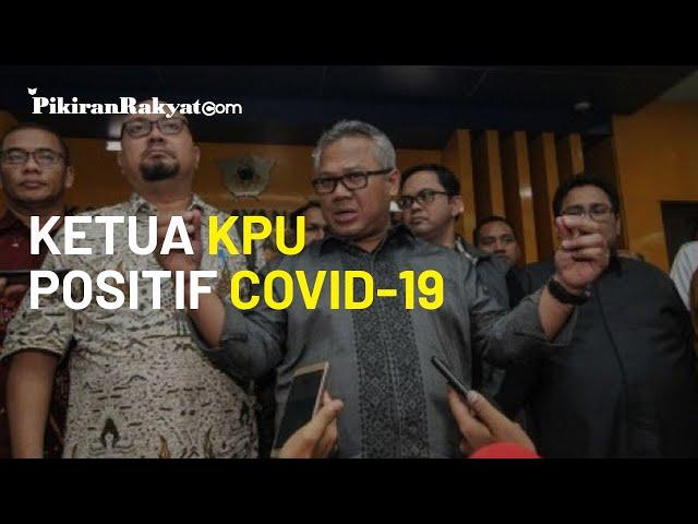 Arief Budiman Positif Covid-19, Kantor KPU Tutup Sementara