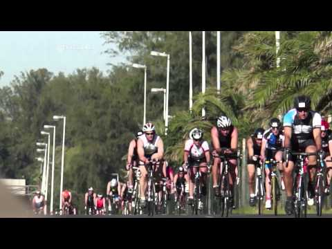 Standard Bank IRONMAN 70.3 Durban 2015 Highlights