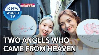 Two angels who came from heaven [Battle Trip/2019.10.13]