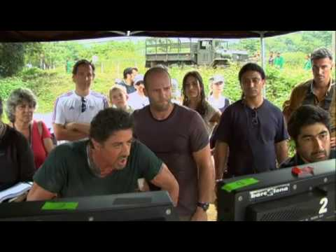 Download The Expendables - 1 - Backstage - HD