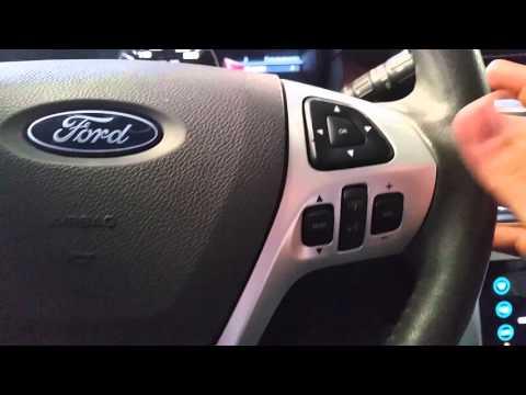 Ford Edge - Detalhes Pé Tolado.
