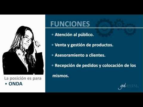Ofertas empleo - FARMACÉUTICA Onda (Castellon)