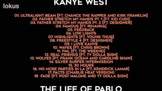 vuclip KANYE WEST - THE LIFE OF PABLO (FULL ALBUM) HQ AUDIO HAS BEEN REMOVED