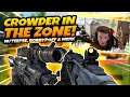 CROWDER IN THE ZONE! W/TEEPEE, BOBBYPOFF & MERK (Call of Duty: Blackout)