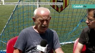 Especial CF Calafell Temporada 2017/18