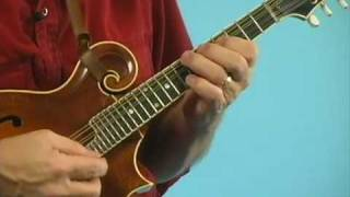 Mandolin Lesson: Turnaround Lick in D
