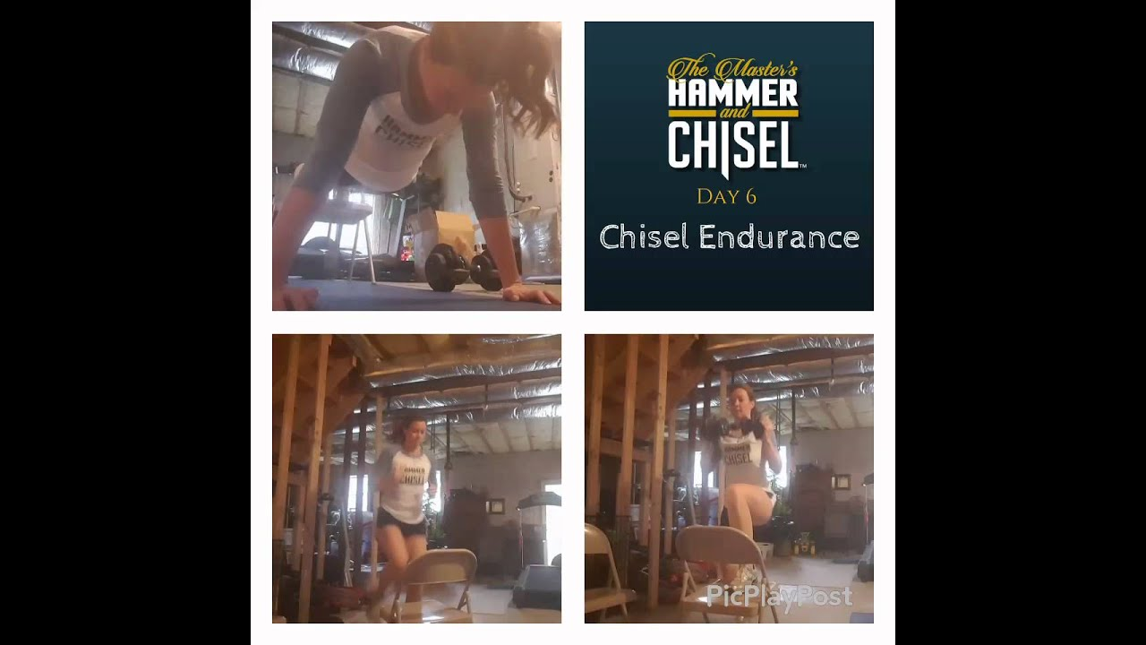 Is hammer and chisel hiit