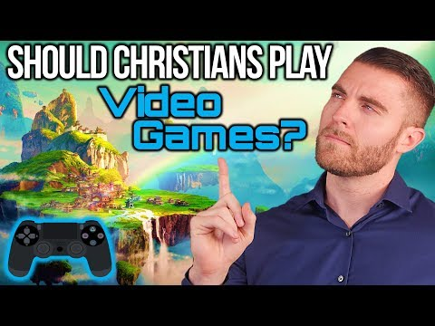 Should Christians Play Video Games? (SHOCKING DATA!)