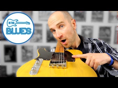 Top 5 Things that Make a Fender Telecaster Awesome
