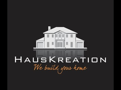 HausKreation GmbH - We build your home