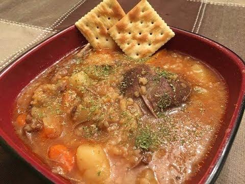 Partridge Soup In An INSTANT POT