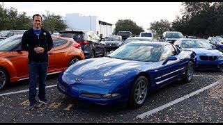 Which Corvette is a PERFORMANCE best BUY? 2003 C5 Corvette Z06