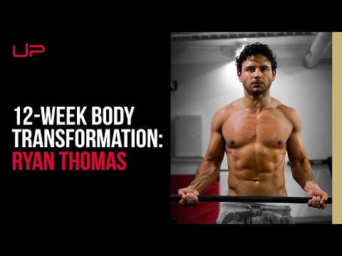 Ryan Thomas Ultimate Performance 12 Week Body Transformation