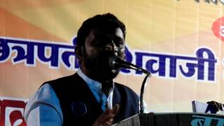 Amol Dada Mitkari Speech on Shiv Jayanti in Chandrapur 3_3