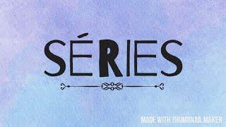 Não consigo assistir séries