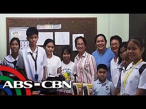 TV Patrol: Pamilyang sumusuporta sa mga mag-aaral sa Romblon