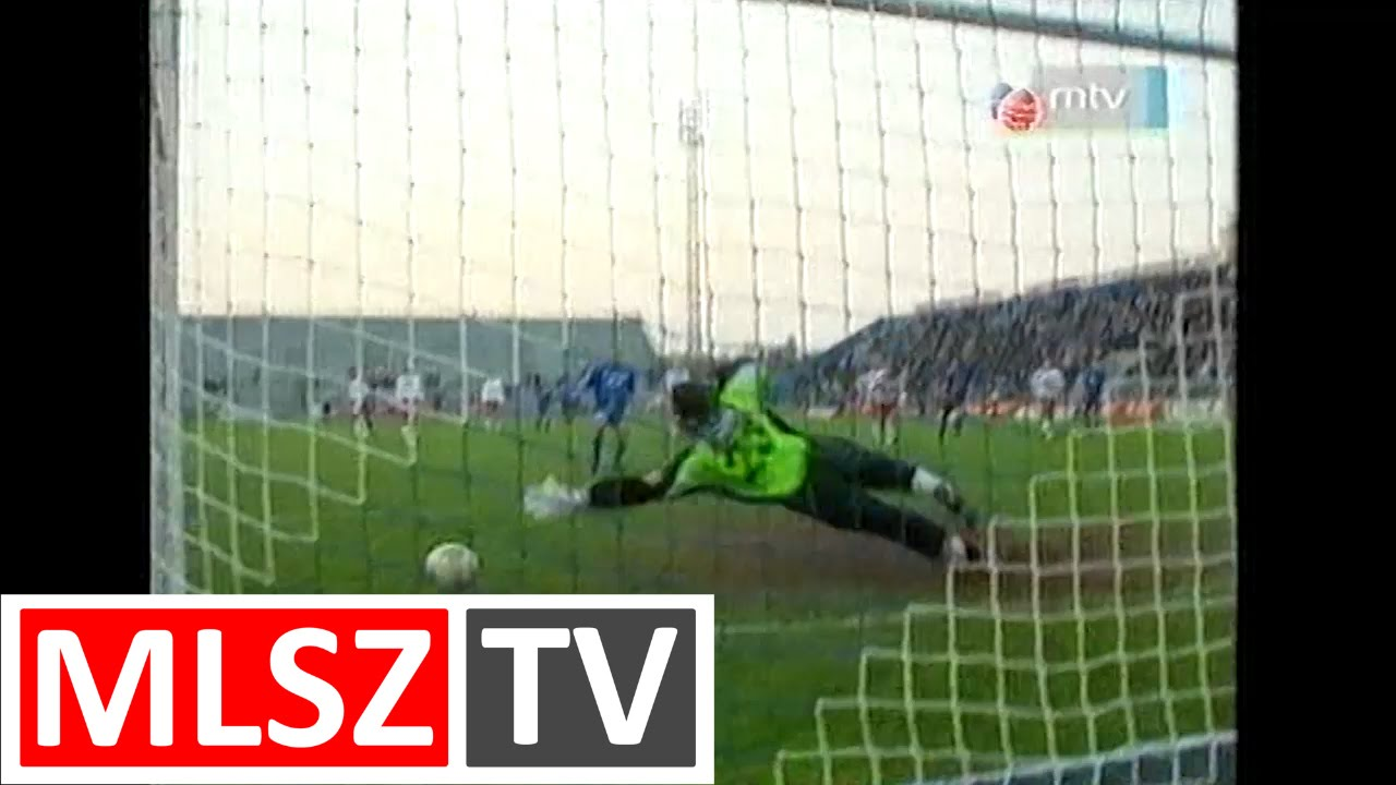 Zalaegerszeg-Sopron | 4-1 | 2003. 04. 19 | MLSZ TV Archív