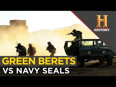 Get to Know the Green Berets | Asia's Special Forces with Terry Schappert
