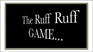 "Ruff Ruff Game - Play With Your Dog ""clicker Dog Training"""