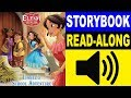 Elena of Avalor Read Along Story book | Isabel's School Adventure | Read Aloud Story Books for Kids