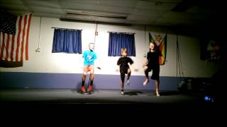 Session 2 - July 3, 2015 - Talent Show - Camp Frontier Summer Camp