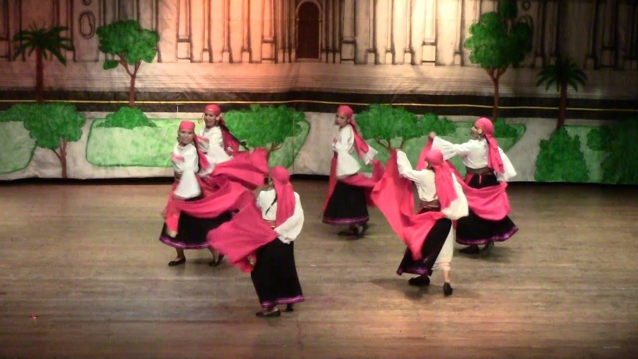 San Juanito Ballet De Danzas Qallariy Youtube