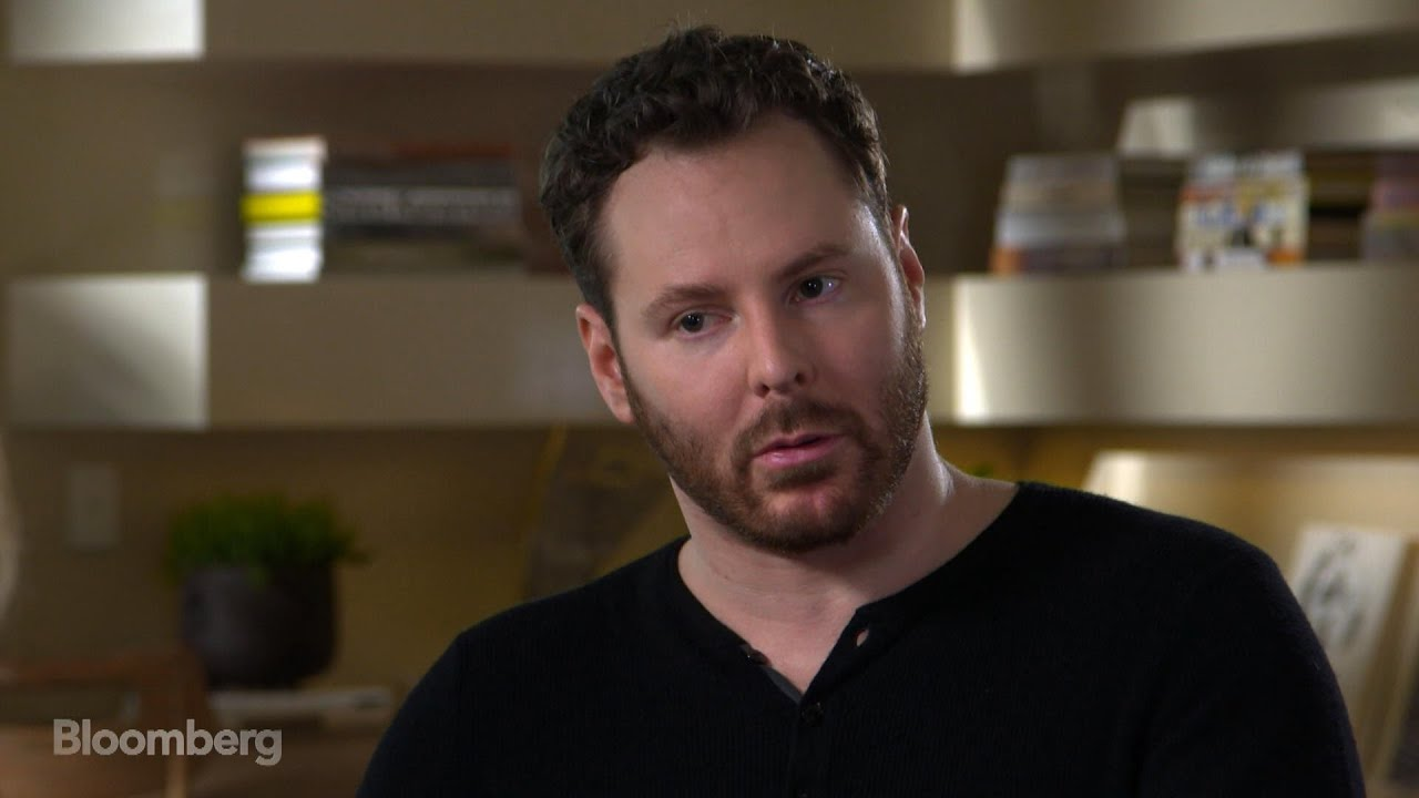 Napster Co-Founder Sean Parker on Studio 1.0 - YouTube