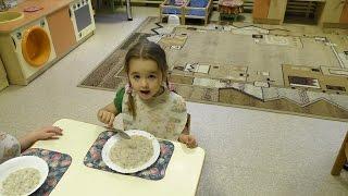 Целый день в лучшем бесплатном детском саду вместе с Little Marina 2 года родители очень довольны