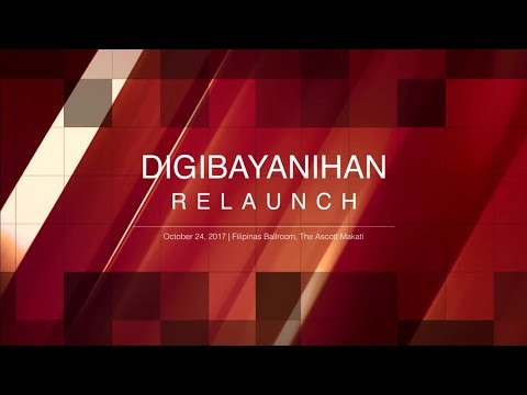 DigiBayanihan Official Relaunch Mp3