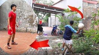 PHD | Trận Chiến Bóng Đá | Football Challenge
