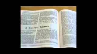 2 Corinthians 13 - New International Version NIV Dramatized Audio Bible