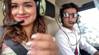I GAVE AVNEET KAUR THE BEST BIRTHDAY GIFT EVER - HELICOPTER