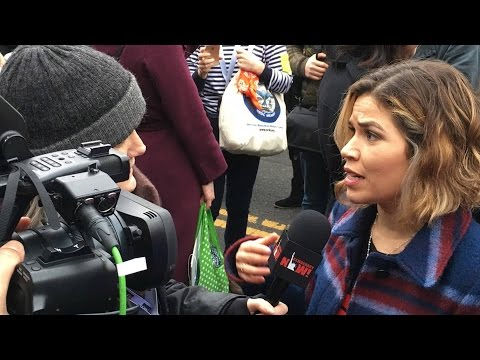 "Latina Actress America Ferrera: When Trump Says ""America First"" He is Not Including Me & My People"