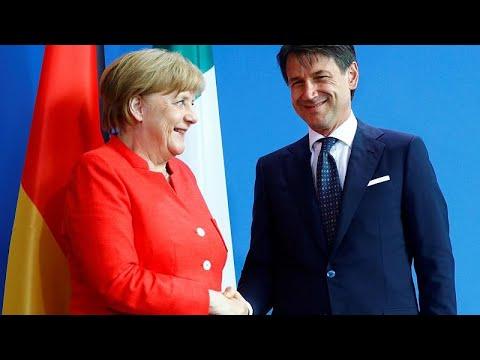 Conte confirma presença em cimeira informal sobre imigração