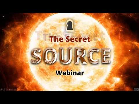 Secret Source Webinar ver 4.0