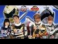 Super Sentai Vs Power Rangers Openings Zyuranger To Ninninger & Mmpr To Beast Morphers