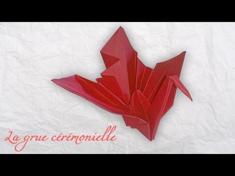 tuto guirlande de grues en origami youtube music lyrics. Black Bedroom Furniture Sets. Home Design Ideas
