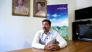 Italia Lavoro La FemMe Greenjobs intervista Sandro Botticelli Ente Nazionale Turismo Thailandese